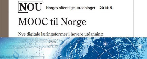 MOOC til Norge.