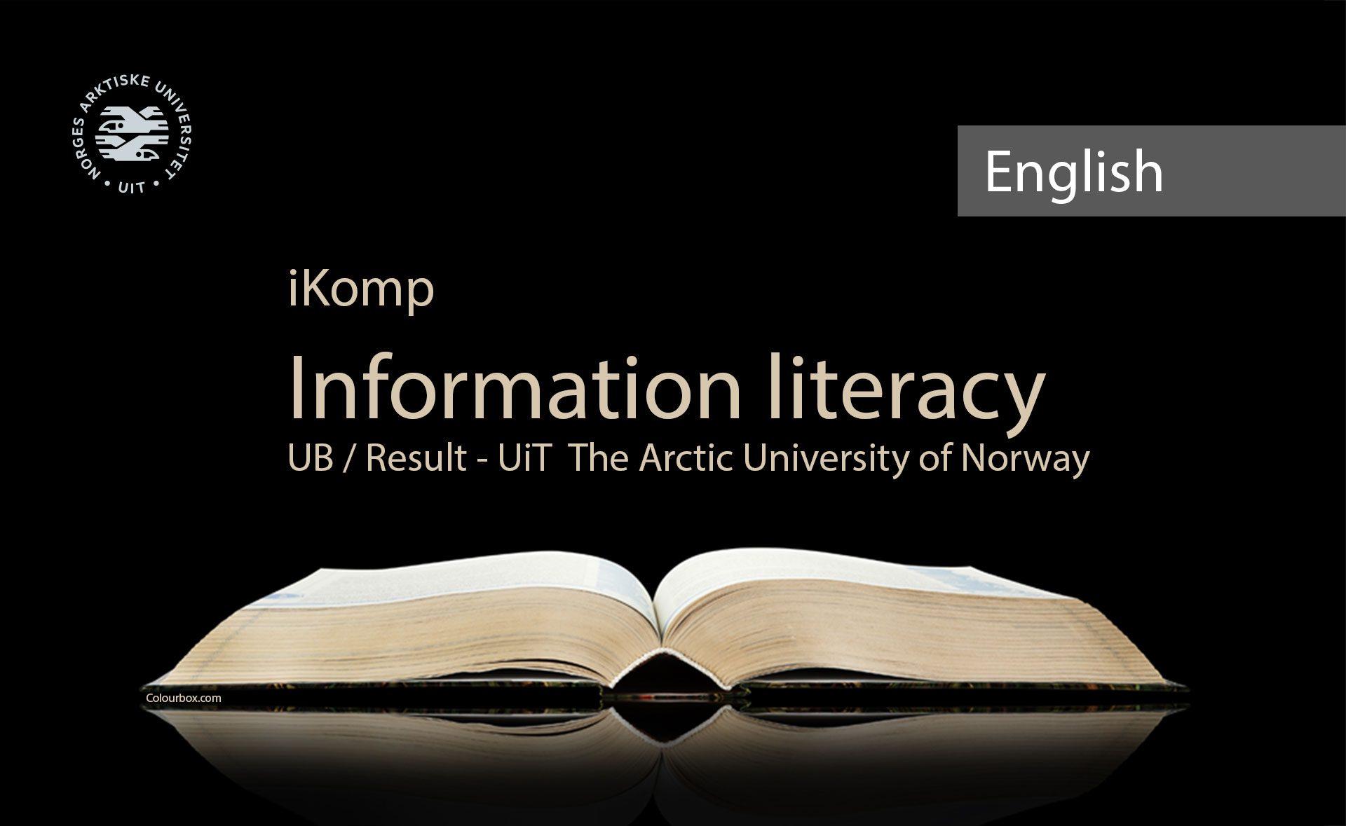 English versjon of iKomp