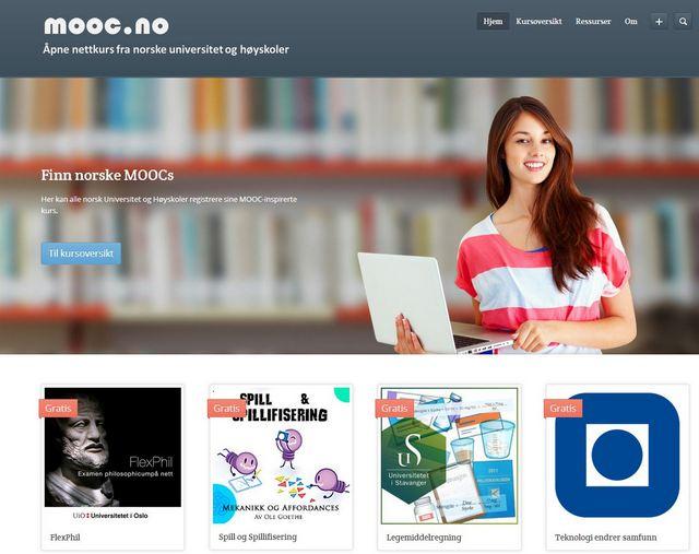 Bibsys lager MOOC portal og eCampus følger opp