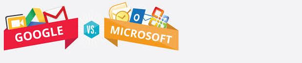 Google vs Microsft
