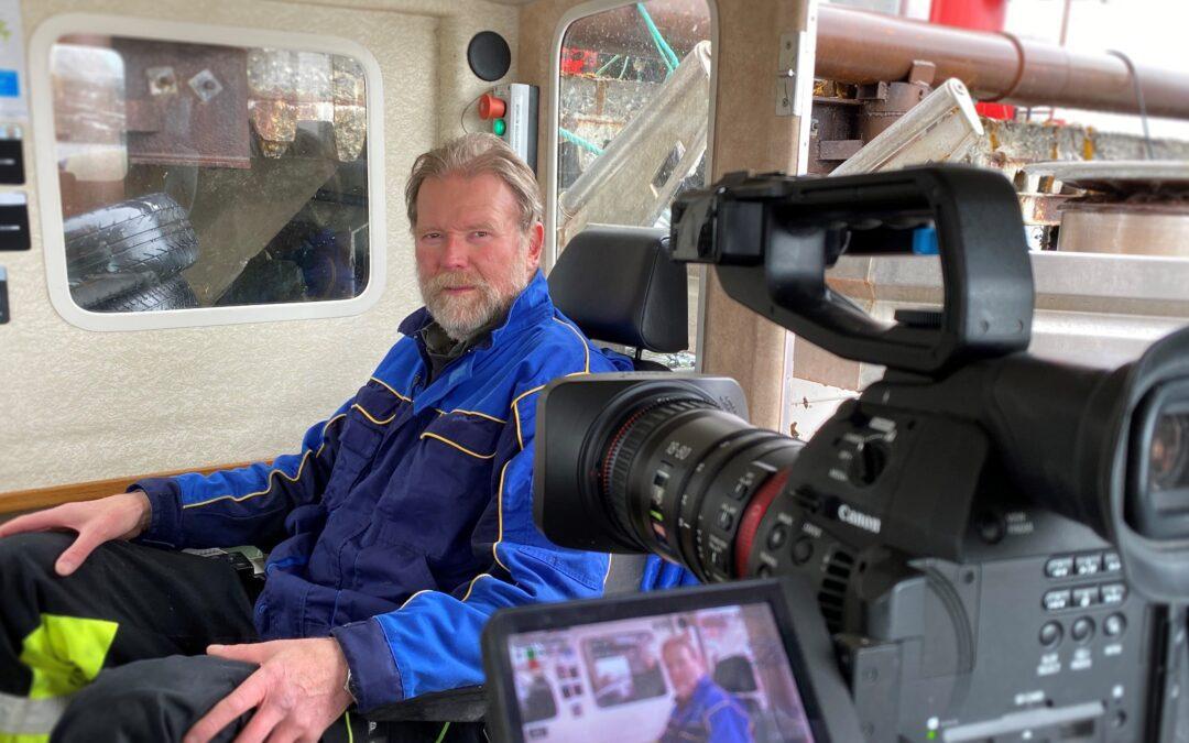 Ny kunnskap på kroken til bruk i ny mooc om Arktis