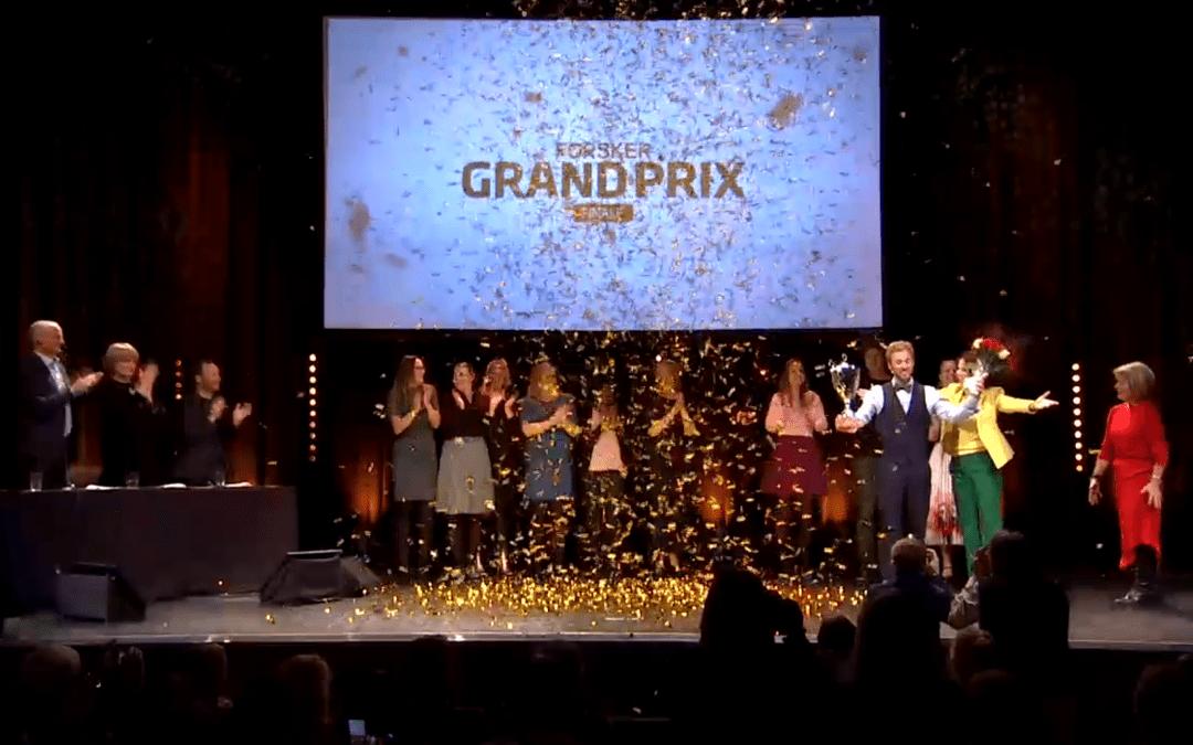 Forsker Grand Prix 2018