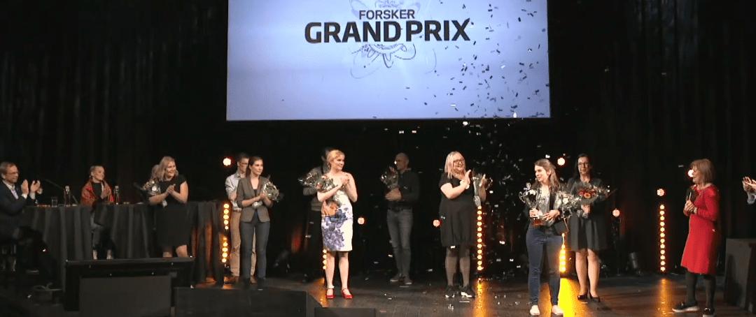 Forsker Grand Prix 2020